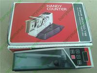 Mini Portatif Handy Para Sayaç Çoğu Döviz Notu Bill Nakit Sayma Makinesi AB V40 Finansal Ekipmanları