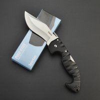 Cold steel Spartan high quality Tactical Folding hunting kni...