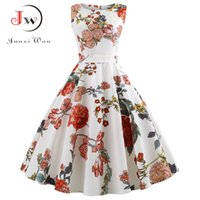 Summer Women Dress Plus Size Casual Midi Work Office Party S...