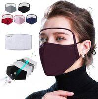 7styles calientes a prueba de polvo máscara máscaras ojo pueden ser lavable filtro de PM 2,5 máscara puesta diseñador al aire libre para adultos gancho de protección 6078