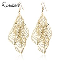 2019 Hot Fashion Costume Jewelry Multilayer Willow Frosted H...