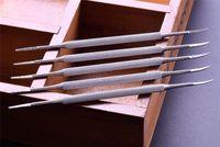 Yeni Sağlık Paslanmaz Ayak Tırnağı Dosya Çift Uçlu Pedikür Dosya Saten Kenar Batık Ayak Tırnağı kaldırıcı Onikomikozu Paronychia pedikürcülük Chiropod