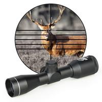 Canis latrans promotie tactische 4x32 geweer spotting scope met mount voor jacht schieten van goede kwaliteit cl1-0255