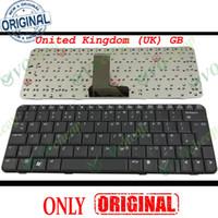 Nuevo teclado portátil portátil para HP Pavilion tx1000 tx2000 tx1100 tx1200 tx1300 tx1400 TX1 TX2 Negro del Reino Unido GB Versión - AETT8TPE020