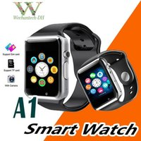 2019 world cup A1 Bluetooth Smart Watch support SIM Card Slo...