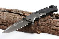 Apertura Browning FA49 rapida delle cartelle (con apribottiglie) 440C 57HRC piastra in acciaio + G10 pieghevole lama di campeggio coltello da caccia coltello pieghevole