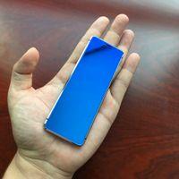 4G 3G Mini Telefon Bluetooth Dialer MP3 Sihirli Ses Hızlı Arama Kaydedici Tiny Cep Telefonu Çift Sim En Küçük Cep Telefonu WCDMA Muti Dil
