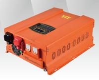 12KW DC48V AC120V240V чистый синусоидальный INVERTER CHARGER ACDC ОБМЕН THD3% 50 / 60Гц горячей продажи / поддержка подгоняет / выключение сетки / отправки с завода