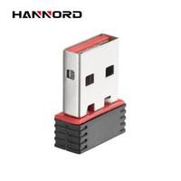 Hannord Nano 150M del USB WiFi Wireless Adapter 150Mbps IEEE 802.11n g b Mini Antena Adattatori chipset MT7601 carta di rete di trasporto 100pcs