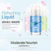 perfume 50ml bola Loción Corporal antitranspirantes Desodorante Roll en la fragancia de la botella Smooth seco Perfumes Refrescante