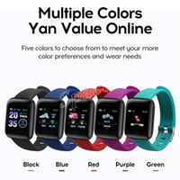New Arrival ID116 Smart watch 1. 3- inch Rate Heart Sports Col...