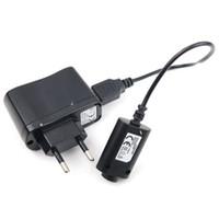 Cigarro eletrônico Carregador Set carregador USB Cable US / EU / AU Adaptador de parede para o EGO e cigarro EGO-CE4 / T / K / W