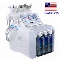 1 히드 라드 자르콤 피부 스크러버 RF 냉각 해머 초음파 페이셜 머신 1 개