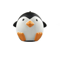 Penguin Squishy Slow Rising Toy Simulation Relax Pretty Decoration Toys Jumbo Squishies Decompression Toy For Kids Wholesale