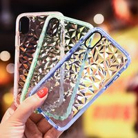 Evo diamond TPU phone case for iphone xr xsmax clear protect...