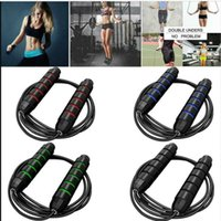 USA Stock Pen Jump Rope Crossfit Jump Rope Adjustable Jumpin...