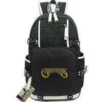 Jambalaya backpack Carpenter day pack كارين راي حقيبة مدرسية الموسيقى packsack الجودة حقيبة الظهر الرياضة المدرسية daypack حقيبة الظهر