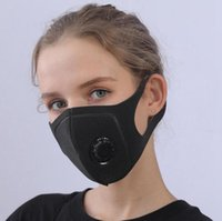 Breathing Valve Mask PM2. 5 Anti- Dust Anti Pollution Mouth Ma...