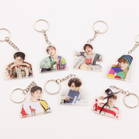 BTS Members 2019 Summer Package Acrylic Figure Keychain Keyr...