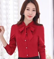 2019 woman shirt in spring and autumn with New style Long sl...