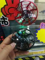 Flynova UFO Gyro Fly Spinner Spielzeug Anti-Stress-Hand MiniFly Gyro Rotator Drone LED Finger Spinner Rotary Kinder Spielzeug