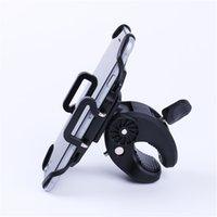 Vélo Moto Phone Holder Universal Mobile Téléphone portable Support de vélo GPS Support guidon clip support de montage JK2006KD1