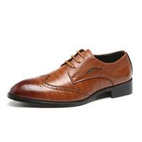 Scarpe eleganti Oxfords Scarpe da sposa in vera pelle Eur 45 46 48 Mocassini business nero autunno traspirante Scarpette uomo