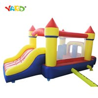 YARD Home Use Bouncers Inflatable Bounce House Bouncy Castle...