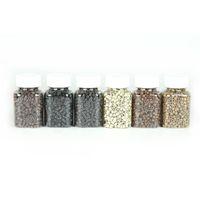 4.5 * 2.5 мм алюминиевые бусины из алюминиевых волос силиконовые микро кольца наращивания волос инструменты бусины трубки для заранее наборов для волос 1000 шт. / Лот