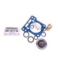 2pcs de envio gratuitos / lote 2901021704 (2901 0217 04) paragem de petróleo da válvula kit OS válvula kit de compressor de ar AC