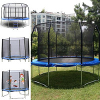 144. 1 inch Outdoor Replacement Trampoline Bounce Safety Net ...