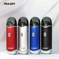 Authentic MULWIN Mulwin T20 Vape Empty Pod 2. 5ml 1100mah Bui...