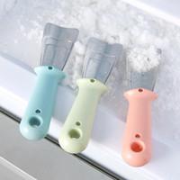 Eiskratzer Küchenreinigungsgerät Kühlschrank Werkzeug Kühlschrank Gefrierschrank Enteiser Eiskratzer Entfernen Enteiser Abtauen Enteisungsschaufel DH0368