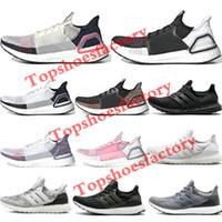 Adidas Ultra boost 4.0 5.0 كاني يعزز فائقة الاحذية للرجال والنساء عداء الثلاثي الباندا أبيض أسود ultraboost رجل مدرب حذاء الرياضة تنفس