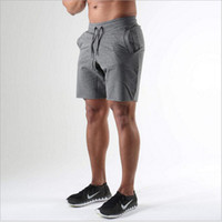 NEW MENS coton gym training running fitness workout sport pantalon court