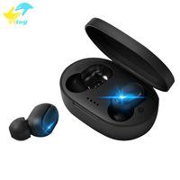 Vitog High quality A6S TWS wireless bluetooth 5.0 наушники гарнитура наушники-вкладыши handfree gaming headset наушники с зарядной коробкой
