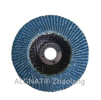125 мм-60 # / 80 # / 120 # Циркония Блатки дисков для абразивов