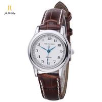 Ts moturs Wrist Watch Kvinnor Klockor Klockor Klockor Läderband Armbandsur Vattentät Montre Femme Reloj Mujer Y19062402