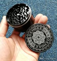 smerigliatrice in metallo per erbe 4 parti. Smerigliatrice per tabacco. Smerigliatrice Diametro 50mm 60mm 5 colori smerigliatrice tabacco