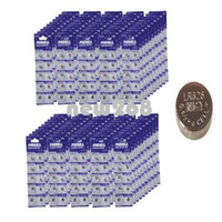 Freeshipping 1000Pcs 100Pack AG4 1.5V SR626 377 177 LR626 LR66 SR66 pilas de botón de la célula