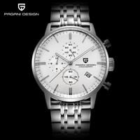 PAGANI DSEIGN Mens Watches Top Brand Luxury Waterproof 30M Sport Chronograph Quartz Watches Men Clock Relogio Masculino