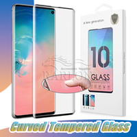 3D Curved Case Friendly Tempered Glass For Samsung Galaxy s1...