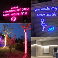 220 неоновый свет Газа Гибкая Открытый Рождественский праздник Фея светодиодные ленты Rope пробки SMD 2835 120LEDs / M Газа Лампа с Мощность ЕС