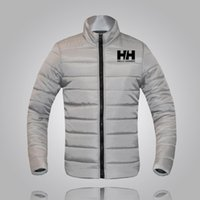 2019New Winter HELLY HANSEN Herren 2009 Mode Kragen Herren Mantel Dicke Jacke und Wintermantel