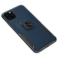 Гибридный кожа Магнит Kickstand чехол для iPhone 11 Pro Max XS Max XR X 8 7 6S 6 Plus OnePlus 7 Pro