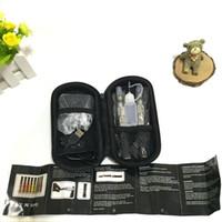 더블 키트 EGO CE4 스타터 키트 vape 키트 전자 담배 510 자아 -T 배터리 CE4 분무기 지퍼 케이스 vapoirzer vapes e 액체