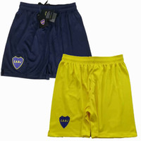 2019 2020 Boca juniors Short de football DE ROSSI CARDONA TEVEZ 19 20 comme à la maison 3e football short de sport pantalon S-2XL
