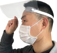 In Stock Protective Mask Kids Adult Dustproof Cover Face Shi...