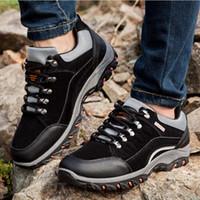 2019 erkek rahat ayakkabılar nefes ve rahat moda erkek hava yastık spor ayakkabı süet ayakkabı fabrika doğrudan satış