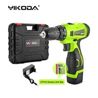 YIKODA 16. 8V Electric Screwdriver One Lithium Rechargeable B...